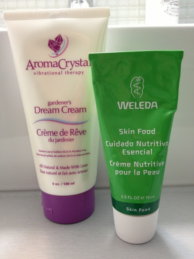 Weleda Skin Food & Aroma Crystal Gardeners Dream Cream - Current Body Favorites