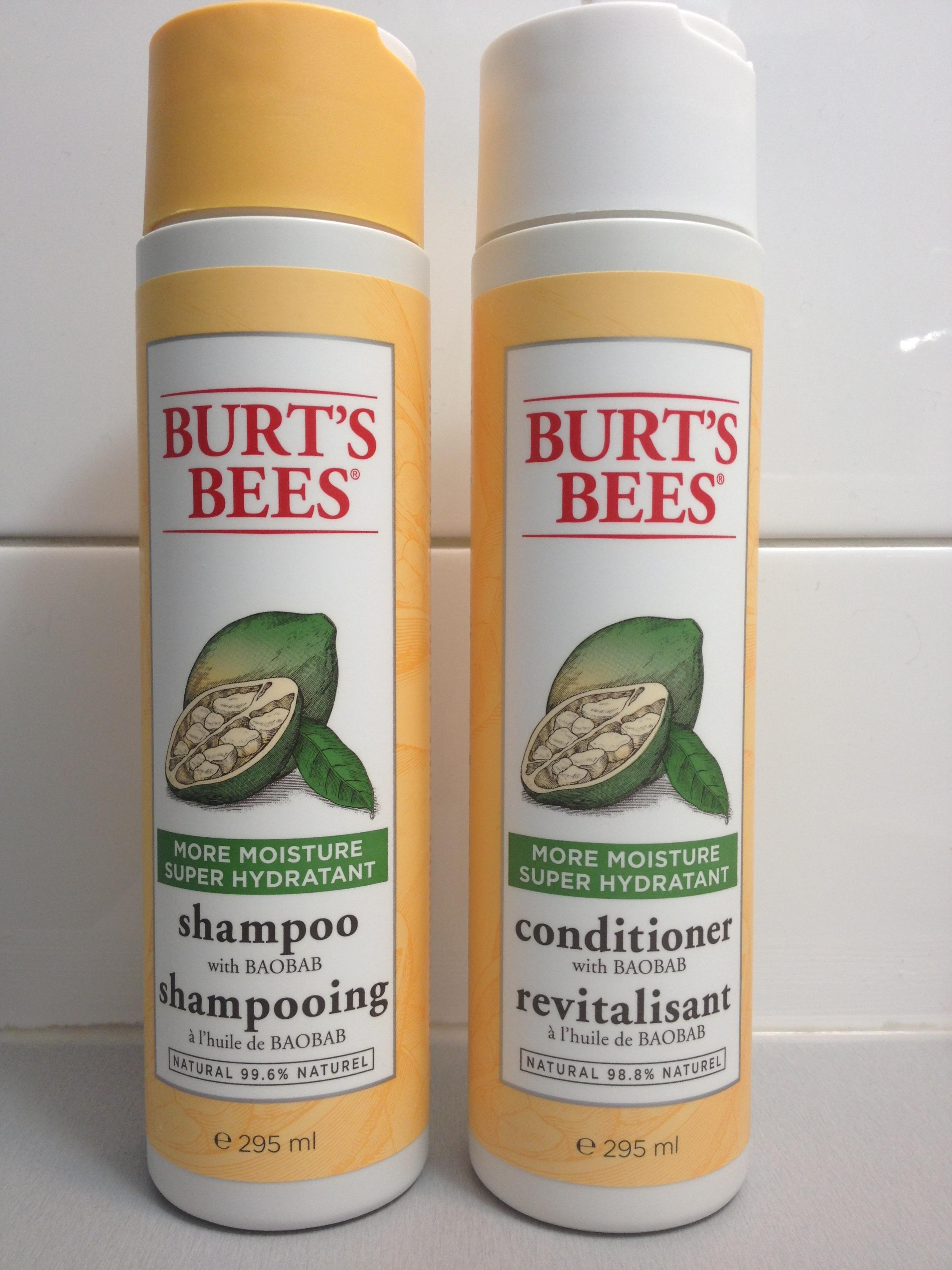 burts bees conditioner