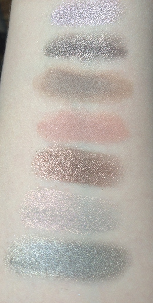 silknaturals swatch