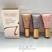 Can't live without... Jane Iredale Eye Gloss!